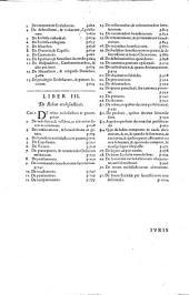 Iuris Ecclesiastici Vniuersi libri tres: in quorum I De Personis, II De locis, III De rebus ecclesiasticis, Volume 1