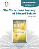 The Miraculous Journey of Edward Tulane Student Packet Book