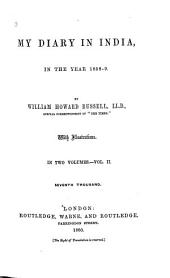 My Diary in India, in the Year 1858-9: Volume 2