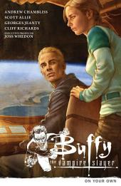 Buffy the Vampire Slayer Season 9 Volume 2: On Your Own: Volume 2