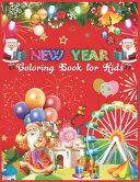 New Year Coloring Book For Kids