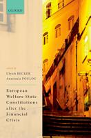 European Welfare State Constitutions After the Financial Crisis PDF