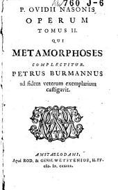 P. Ovidii Nasonis Opera: Volume 2