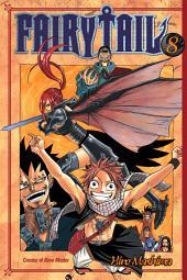 Fairy Tail: Volume 8