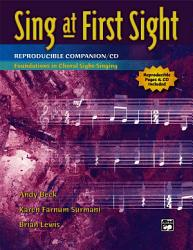 Sing At First Sight Reproducible Companion Cd Book PDF
