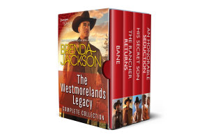 The Westmoreland Legacy Complete Collection Book
