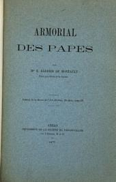 Armorial des papes