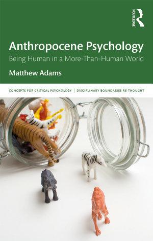 Anthropocene Psychology