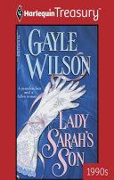 Lady Sarah's Son