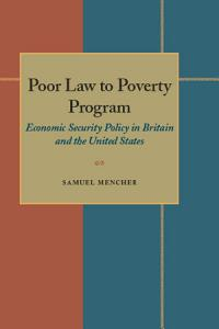 Poor Law to Poverty Program Book