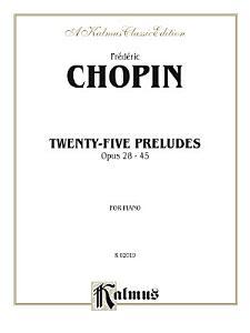 Twenty-five Preludes, Op. 28-45