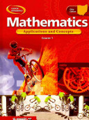 OH Mathematics  Applications and Concepts  Course 1  Student Edition PDF