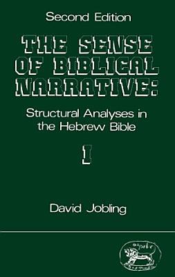 Sense of Biblical Narrative  I PDF