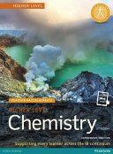 Pearson Baccalaureate Chemistry Higher Level 2nd Edition Print and Online Edition for the IB Diploma PDF