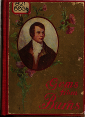 Gems from Burns: Selections from the Poems and Ballads
