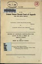 National Labor Relations Board, Petitioner, Vs. Packard Motor Car Company, Respondent