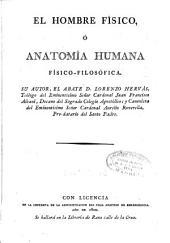 El hombre físico o anatomía humana físico-filosófica: Volumen 2
