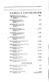 Scriptorum ecclesiasticorum Historia literaria: cum Appendice autore Henrici Wharton, 1689