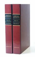 Christian Dogmatics PDF