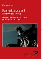 Remythisierung und Entmythisierung PDF