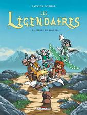 Les Légendaires T01: La Pierre de Jovénia