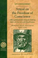 Synod on the Freedom of Conscience PDF