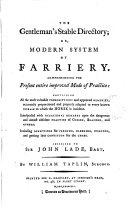 The Gentleman's Stable Directory