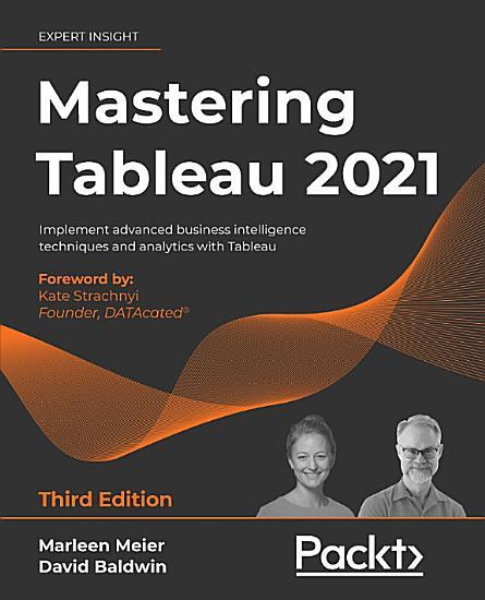Mastering Tableau 2021 PDF