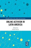Online Activism in Latin America PDF