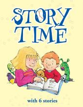 Story Time 10-15 Minutes