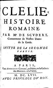 Clélie: histoire romaine, Volume4