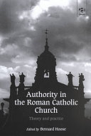 Authority in the Roman Catholic Church PDF