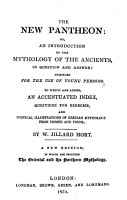 The New Pantheon  Or  An Introduction to the Mythology of the Ancients PDF