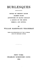The Works of William Makepeace Thackeray: Volume 23