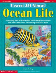Learn All About Ocean Life Book PDF