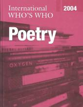 International Who s Who in Poetry 2004 PDF