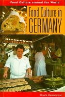 Food Culture in Germany PDF