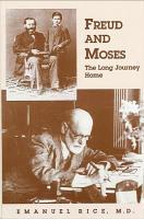 Freud and Moses PDF
