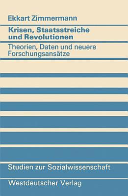 Krisen  Staatsstreiche und Revolutionen PDF