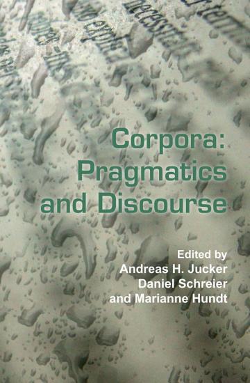 Corpora  Pragmatics and Discourse PDF