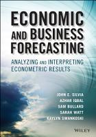 Economic and Business Forecasting PDF