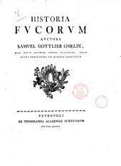 Historia fucorum auctore Samuel Gottlieb Gmelin