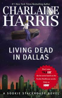 Living Dead in Dallas Book