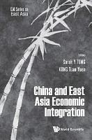 China And East Asian Economic Integration PDF