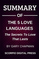 Summary Of The 5 Love Languages