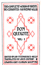Don Quixote: Volume 1