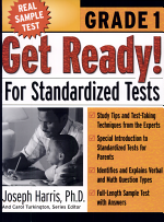 Get Ready! For Standardized Tests : Grade 1