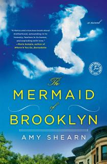 The Mermaid of Brooklyn Book