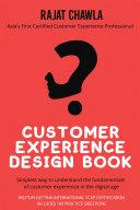 CUSTOMER EXPERIENCE DESIGN BOOK