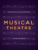 Musical Theatre PDF